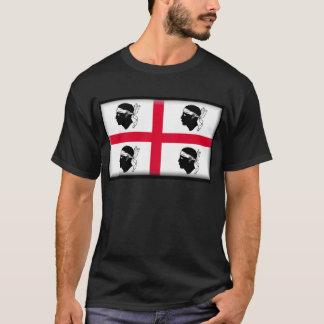Sardinia (Italy) Flag T-Shirt