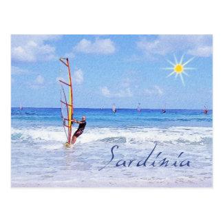 Sardinia,Italy Postcard