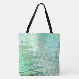 Sardinia Tote Bag Designed by Artist C.L. Brown