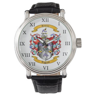 Sargent Coat of Arms Watch