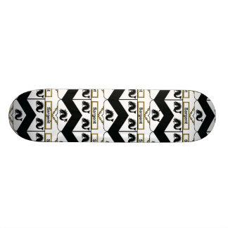 Sargent Family Crest Skate Board Deck