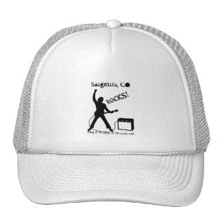 Sargents, CO Trucker Hat