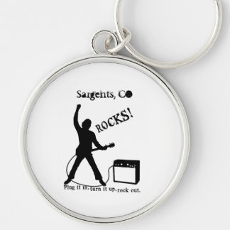 Sargents, CO Key Chains