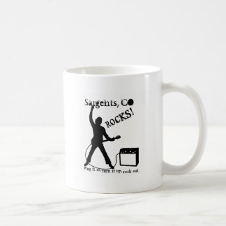 Sargents, CO Coffee Mugs