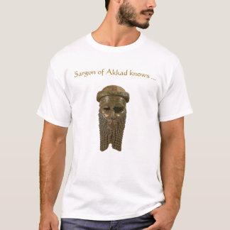 Sargon Akkadian Head T-Shirt