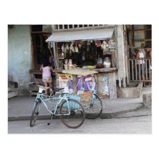 Sari-sari store postcard