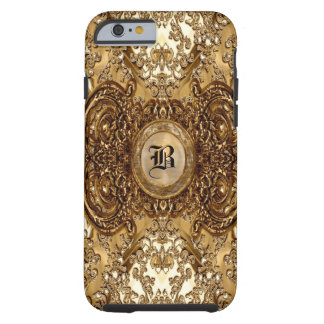Sarthkite Montague Victorian Elegant Girl Tough iPhone 6 Case