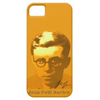 Sartre iPhone 5 Cover