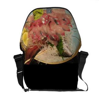 Sashimi 刺身 messenger bags
