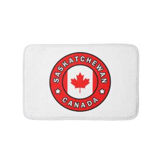 Saskatchewan Canada Bath Mat