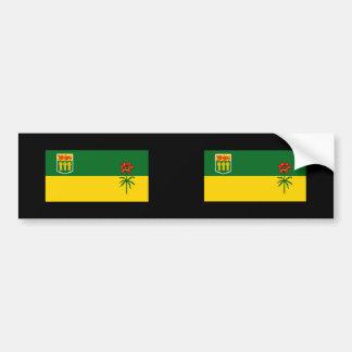 Saskatchewan, Canada Car Bumper Sticker