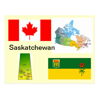 Saskatchewan Canada Cartes Postales
