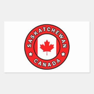 Saskatchewan Canada Sticker
