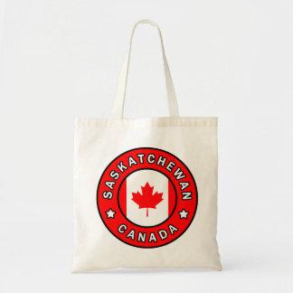 Saskatchewan Canada Tote Bag