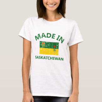 Saskatchewan Coat of arms T-Shirt