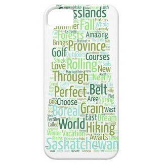 Saskatchewan is in your hands iPhone 5 case