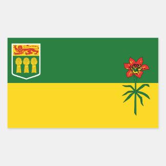 Saskatchewan Province Flag Sticker