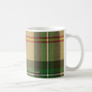 Saskatchewan Tartan Mug