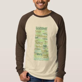 Saskatchewan word shirt