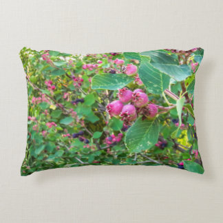 "Saskatoons Polyester Accent Pillow 16"" x 12"""