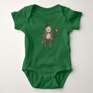 Sasquatch Baby Shirt