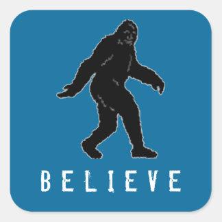Sasquatch Believe Stickers