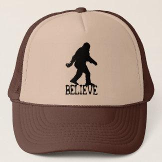 Sasquatch BELIEVE Trucker Hat