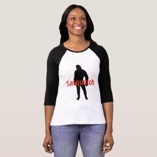 Sasquatch Bigfoot Shirt