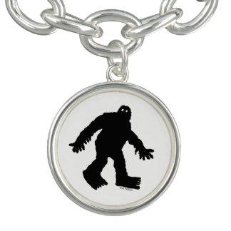 Sasquatch Charm Bracelet