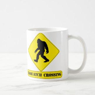 Sasquatch Crossing Mug