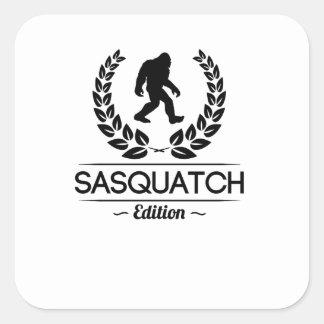 Sasquatch Edition Square Sticker