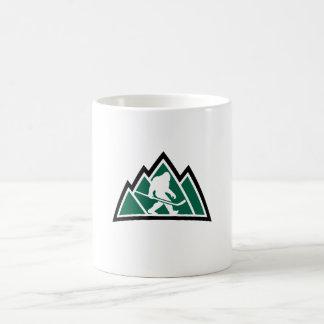Sasquatch Hockey coffee mug