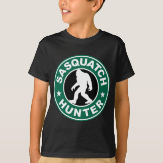 Sasquatch Hunter Tees