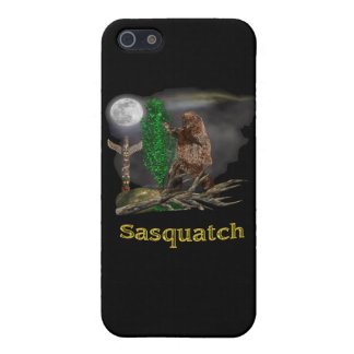 Sasquatch I-pod cover iPhone 5 Case