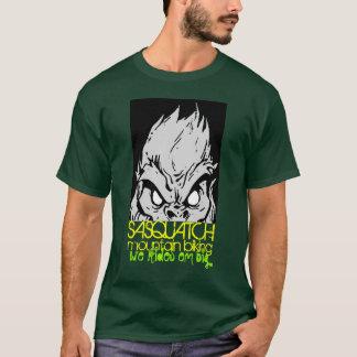 Sasquatch mb T-Shirt