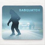 Sasquatch Mouse Pad