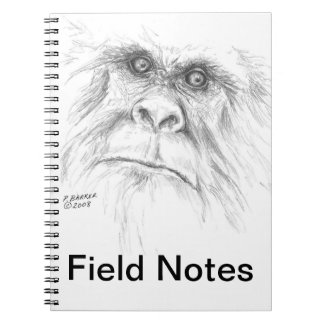 Sasquatch Notebook