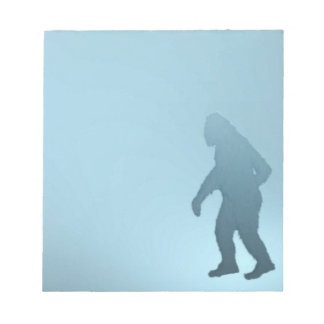 Sasquatch Notepad