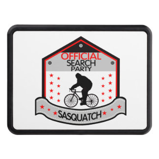 Sasquatch Official Search Party Trailer Hitch Cover