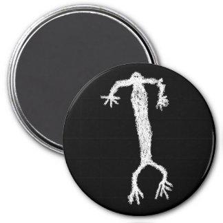Sasquatch Pictograph Magnet