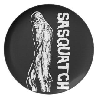 Sasquatch Plate