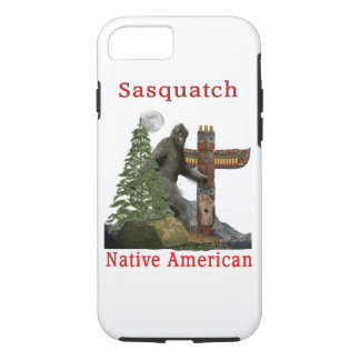 sasquatch products Case-Mate iPhone case