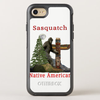 sasquatch products OtterBox symmetry iPhone 8/7 case