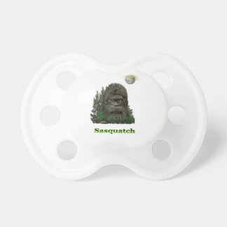 Sasquatch products pacifier