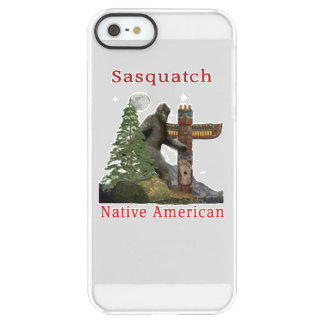 sasquatch products permafrost® iPhone SE/5/5s case