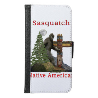 sasquatch products samsung galaxy s6 wallet case