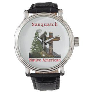 sasquatch products wristwatch