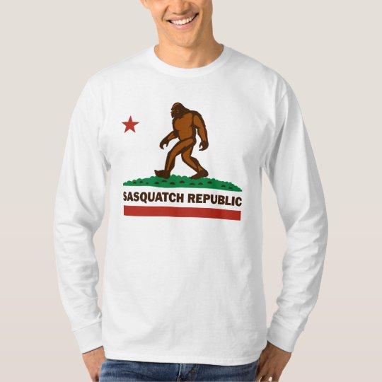 Sasquatch Republic T-shirt
