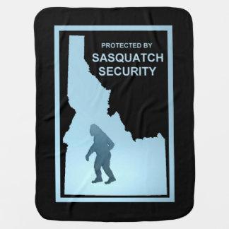 Sasquatch Security - Idaho Baby Blanket