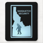 Sasquatch Security - Idaho Mousepad